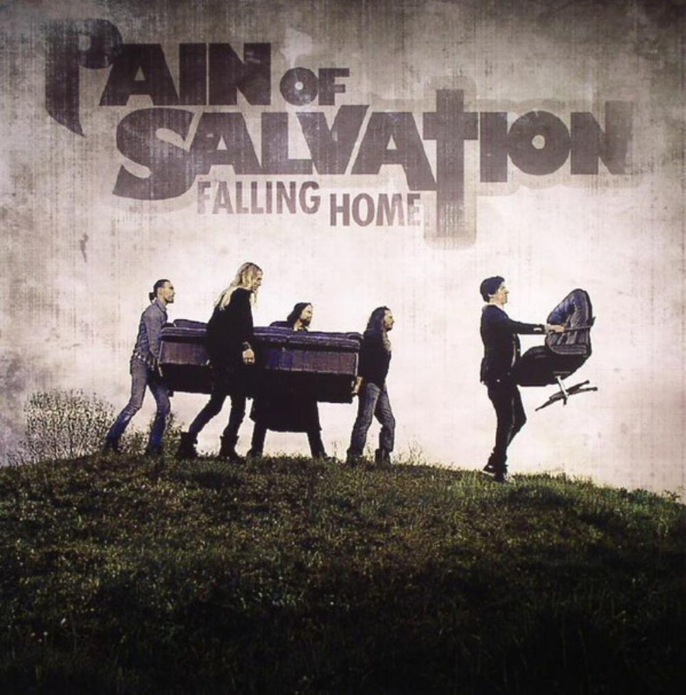 Falling Home by PAIN OF SALVATION album cover