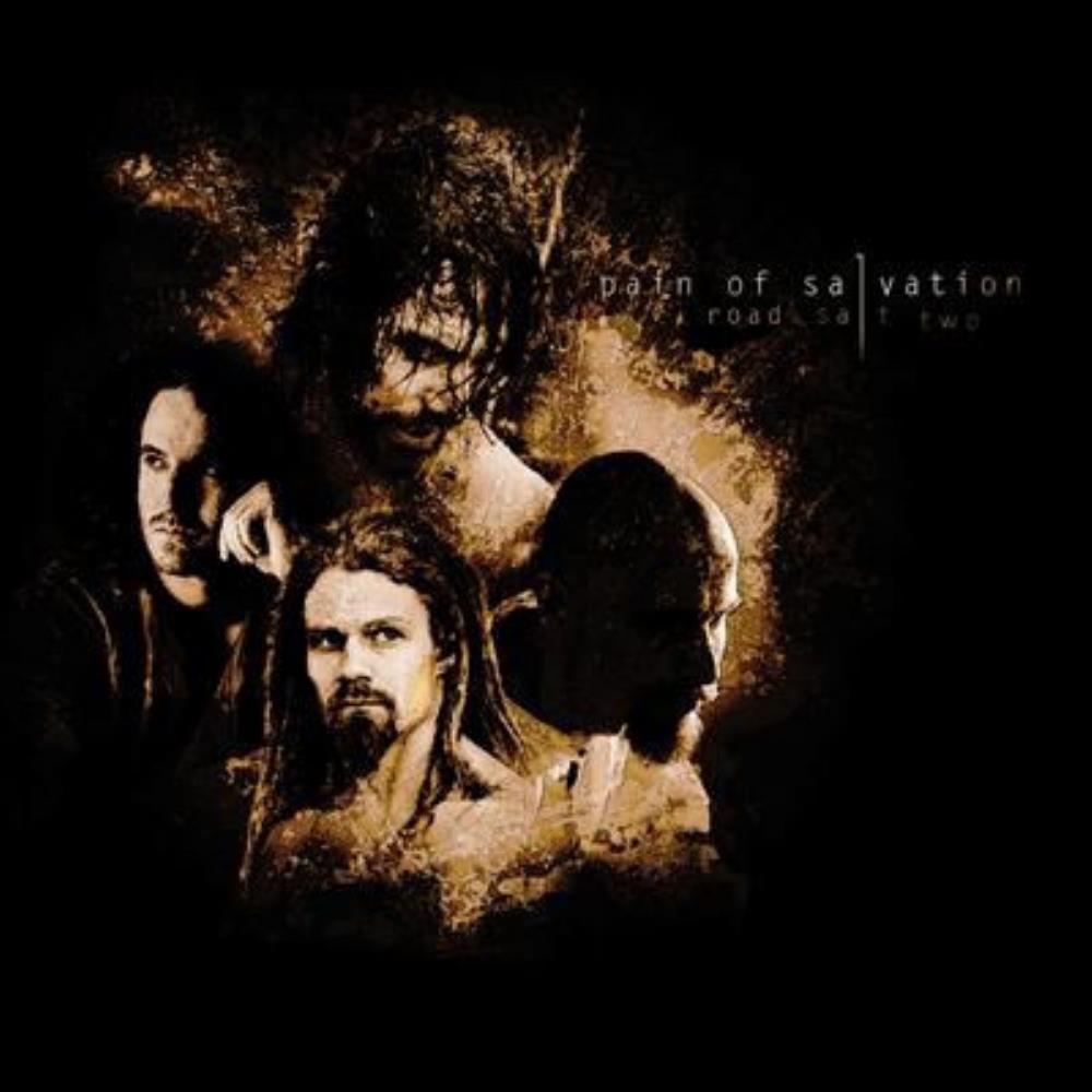 Road Salt Two by PAIN OF SALVATION album cover