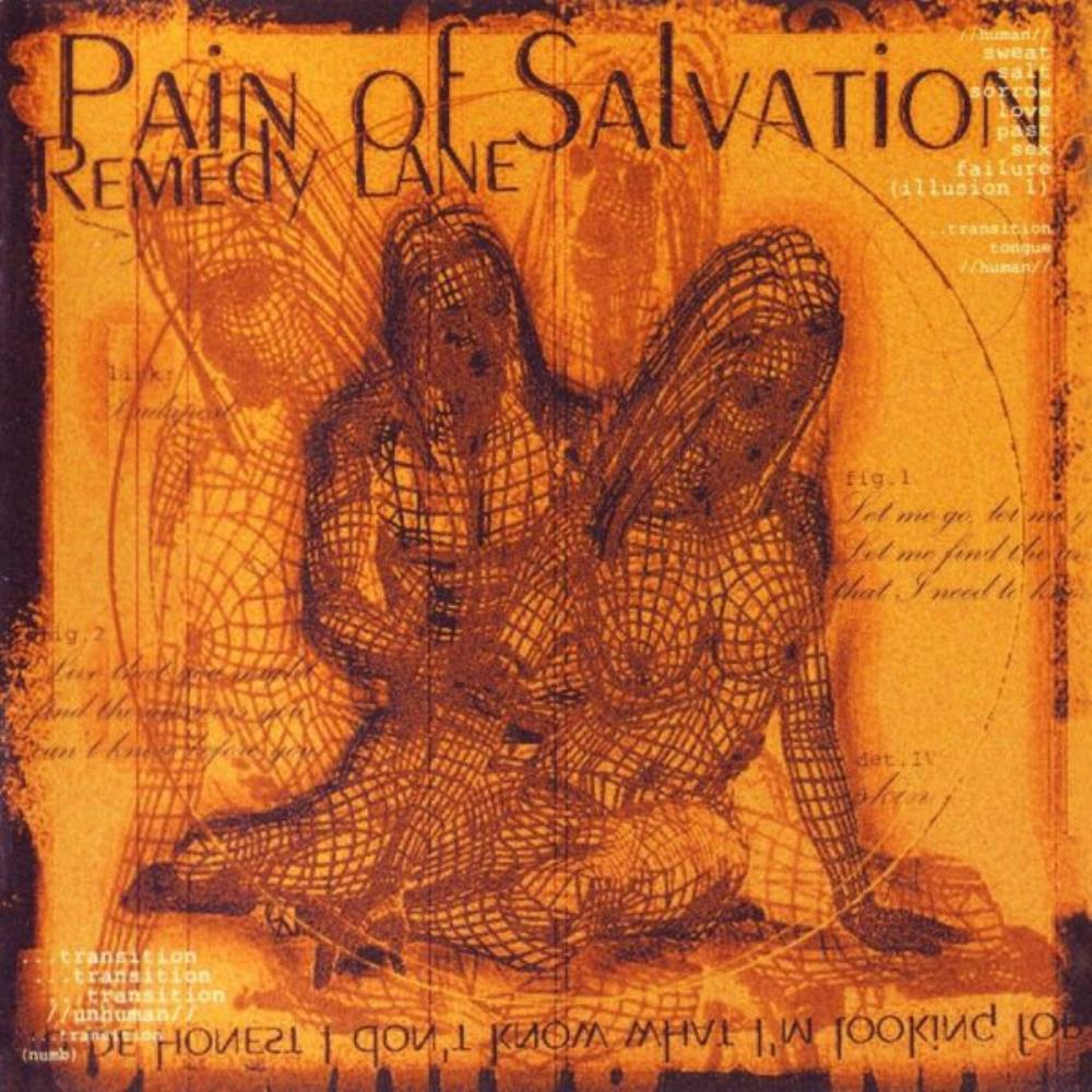 Pain Of Salvation - Remedy Lane CD (album) cover