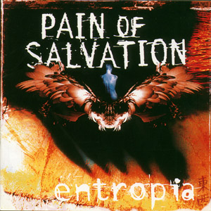 Pain Of Salvati&#111;n Entropia album cover