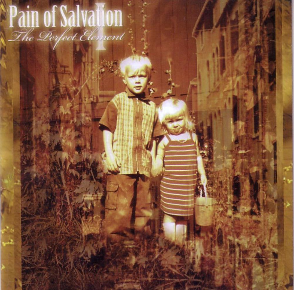 Pain Of Salvation - The Perfect Element - Part 1 CD (album) cover
