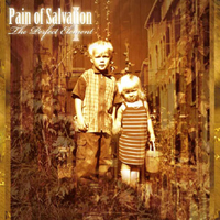 The Perfect Element Part 1 by PAIN OF SALVATION album cover