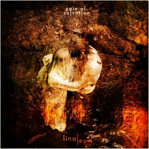 Linoleum by PAIN OF SALVATION album cover