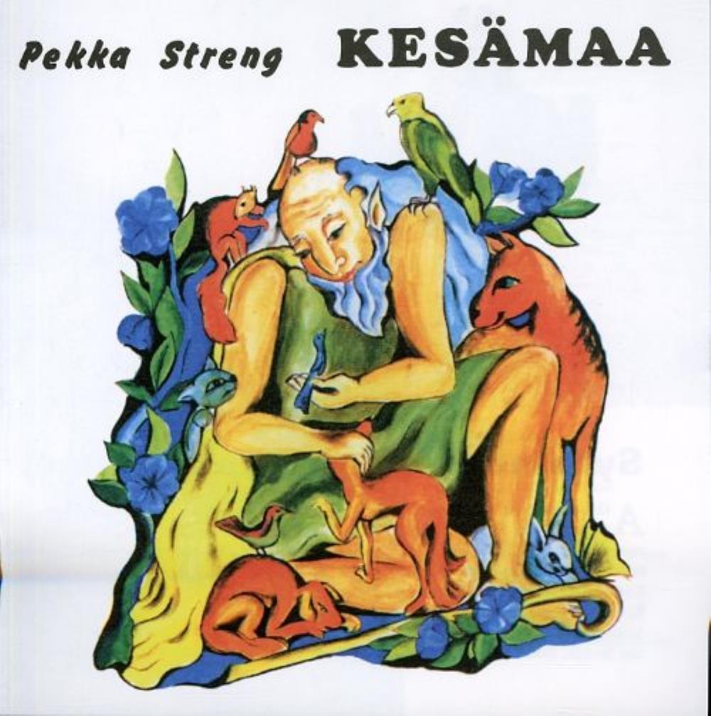 Kesämaa by STRENG, PEKKA album cover