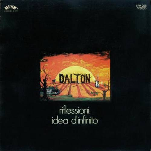 Dalton - Riflessioni: Idea D'Infinito CD (album) cover