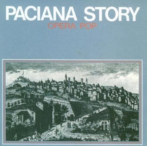 Dalton - Paciana Story CD (album) cover