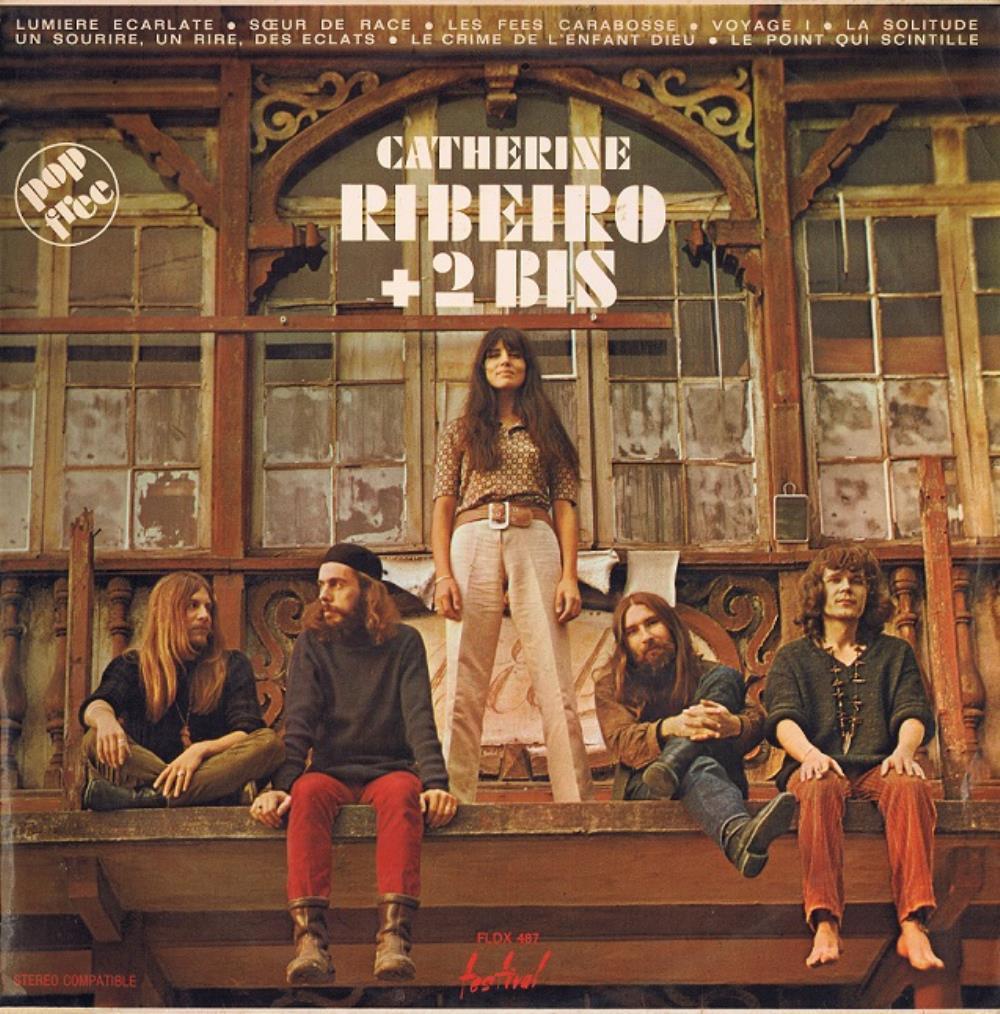 Catherine Ribeiro + 2Bis by RIBEIRO  & ALPES, CATHERINE album cover