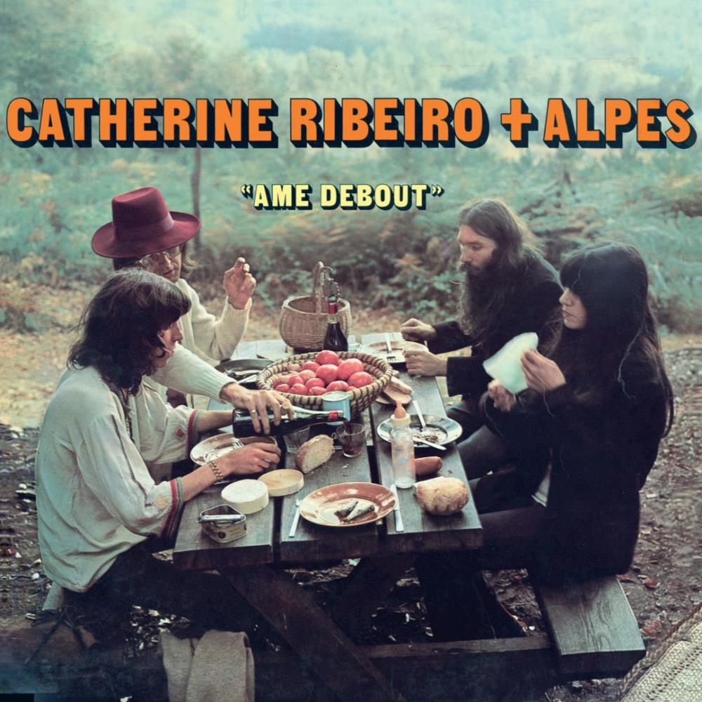 Ame Debout by RIBEIRO  & ALPES, CATHERINE album cover