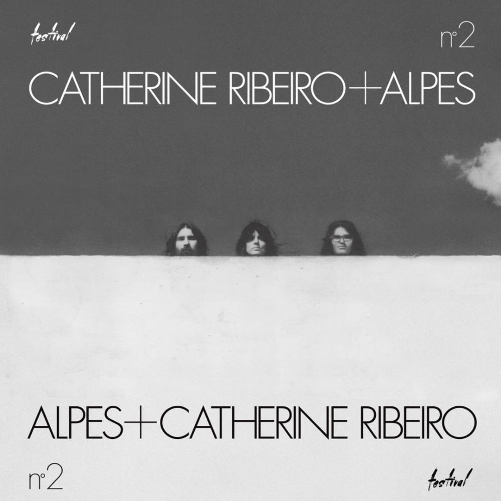 Catherine Ribeiro  & Alpes N° 2 album cover