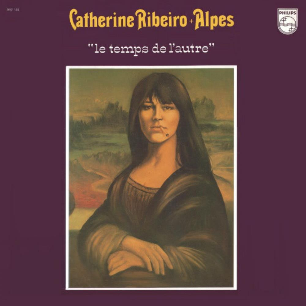 Catherine Ribeiro  & Alpes Le Temps De L'Autre album cover