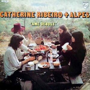Ame Debout by ALPES & CATHERINE RIBEIRO album cover