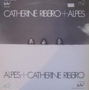 Alpes & Catherine Ribeiro - No. 2 CD (album) cover