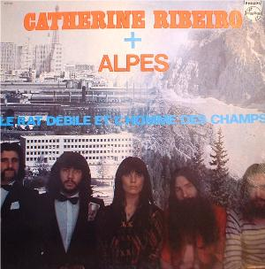 Le Rat Débile Et L'homme Des Champs by ALPES & CATHERINE RIBEIRO album cover