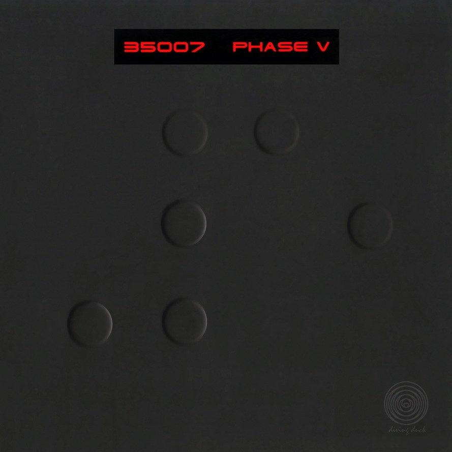 35007 - Phase 5 CD (album) cover