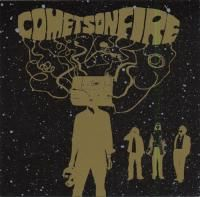 Comets on Fire - Comets on Fire CD (album) cover