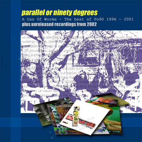 A Can of Worms by PARALLEL OR 90 DEGREES album cover