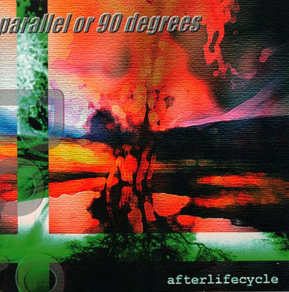 Parallel Or 90 Degrees Afterlifecycle album cover