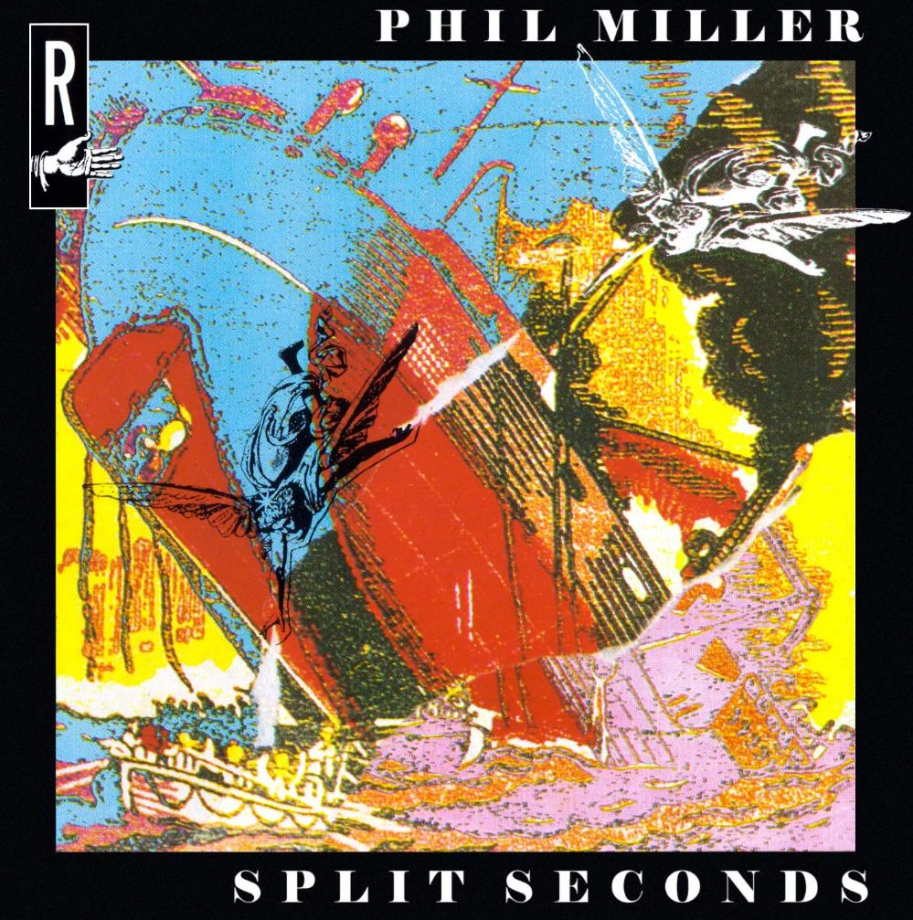 Split Seconds by MILLER, PHIL album cover