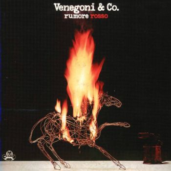 Venegoni & Co - Rumore Rosso CD (album) cover
