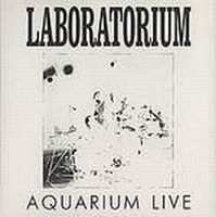 Aquarium Live by LABORATORIUM album cover