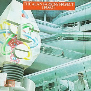 Alan Parsons Project - I Robot CD (album) cover
