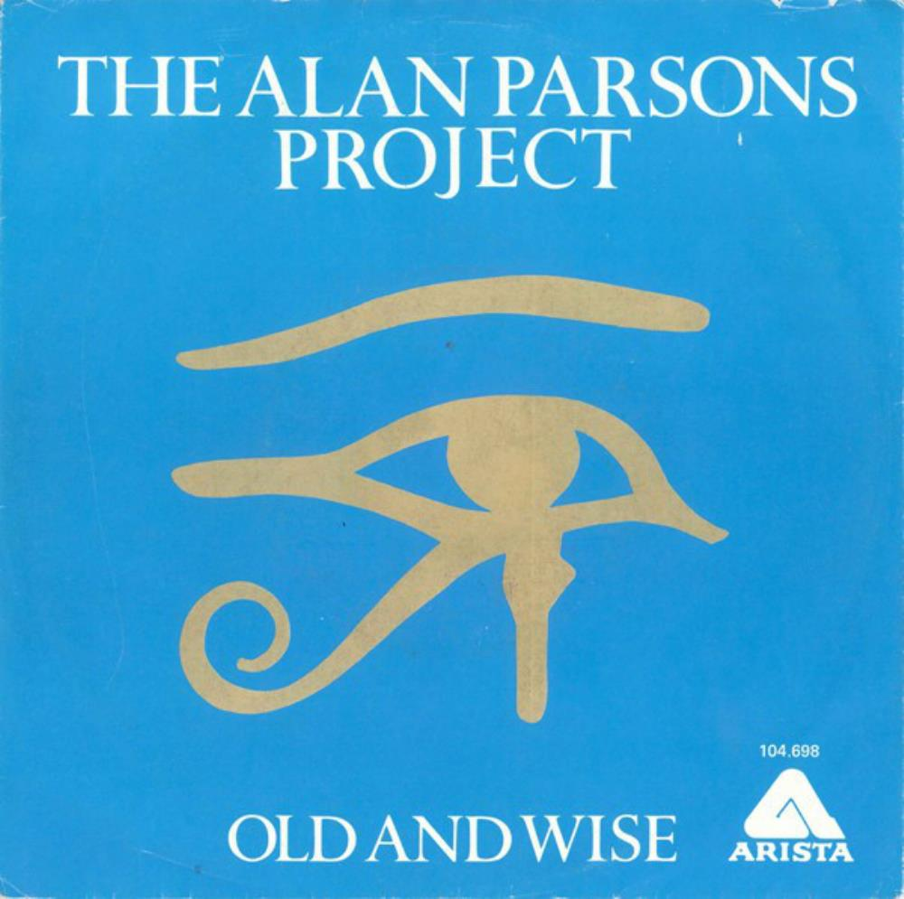 The Alan Parsons Project Old and Wise album cover