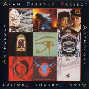 Anthology by PARSONS PROJECT, THE ALAN album cover