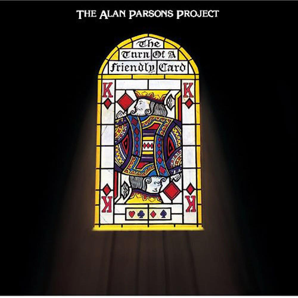 The Alan Parsons Project - The Turn Of A Friendly Card CD (album) cover