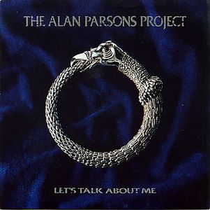 The Alan Parsons Project Let's Talk About Me album cover