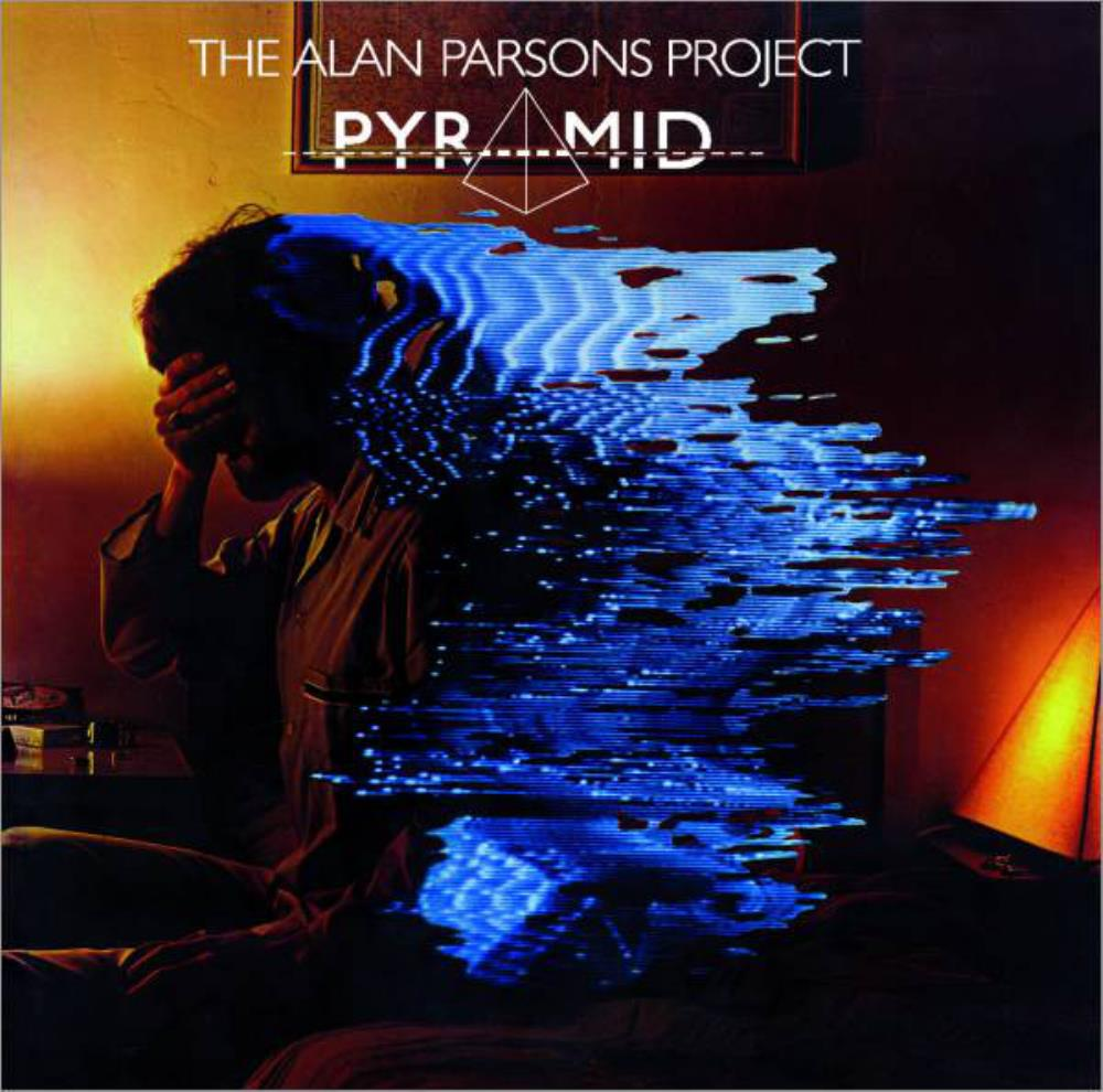 The Alan Parsons Project Pyramid album cover