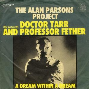 (The System Of) Doctor Tarr And Professor Fether by PARSONS PROJECT, THE ALAN album cover