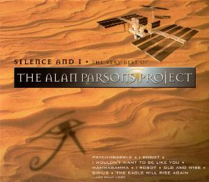 The Alan Parsons Project Silence and I: The very Best of album cover