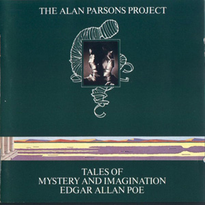 Alan Parsons Project - Tales of Mystery and Imagination - Edgar Allan Poe CD (album) cover