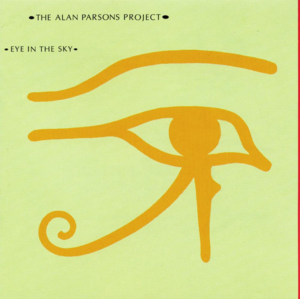 The Alan Parsons Project Eye In The Sky album cover