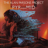 Alan Parsons Project Pyramid album cover