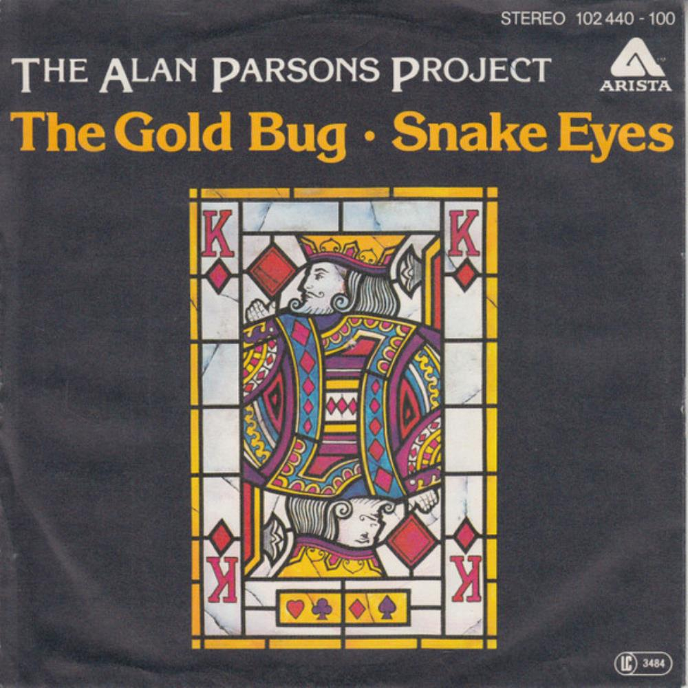 The Alan Parsons Project The Gold Bug / Snake Eyes album cover