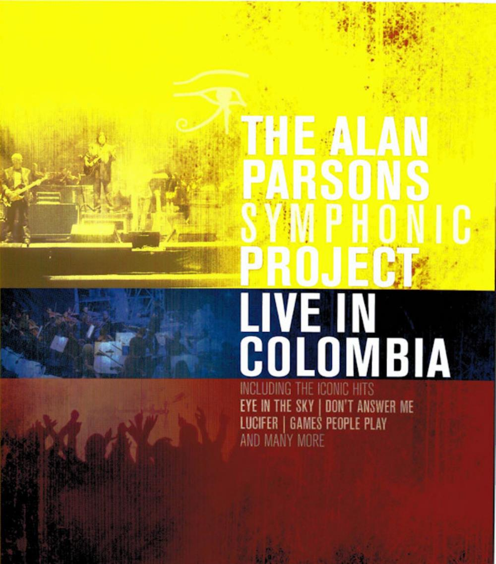 The Alan Parsons Project Live in Colombia album cover