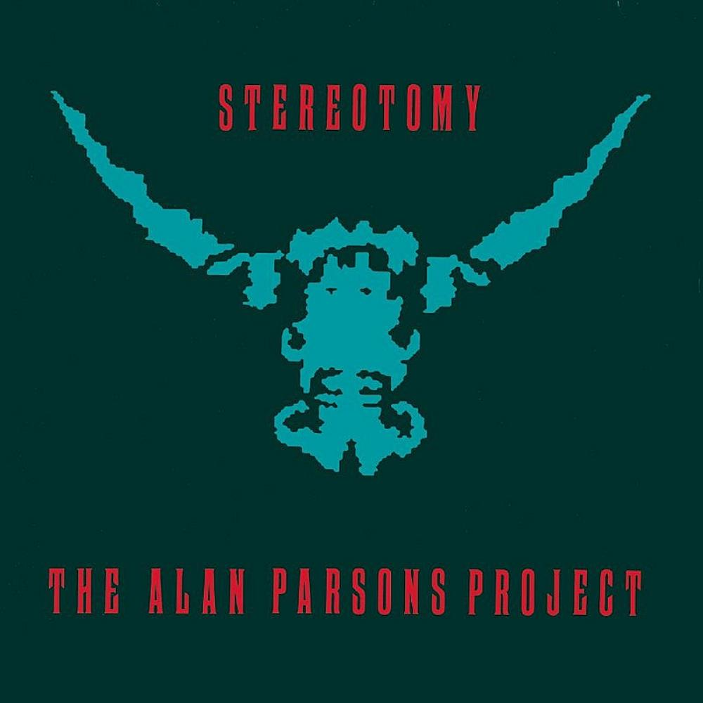 Stereotomy by PARSONS PROJECT, THE ALAN album cover