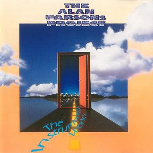 The Alan Parsons Project The Instrumental Works album cover