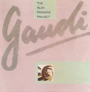 The Alan Parsons Project Gaudi album cover
