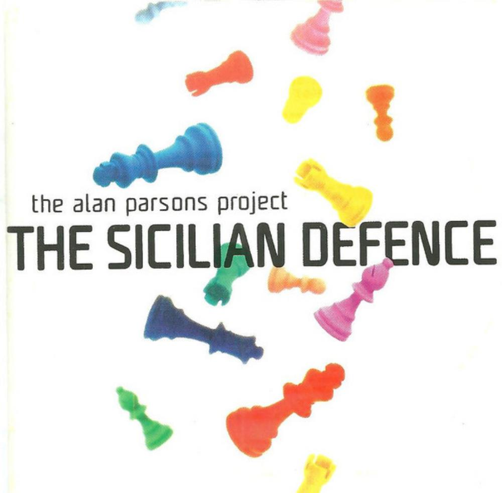 The Sicilian Defence by PARSONS PROJECT, THE ALAN album cover