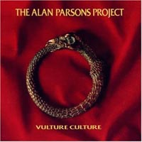 Alan Parsons Project - Vulture Culture CD (album) cover