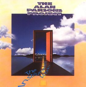 Alan Parsons Project The Instrumental Works album cover