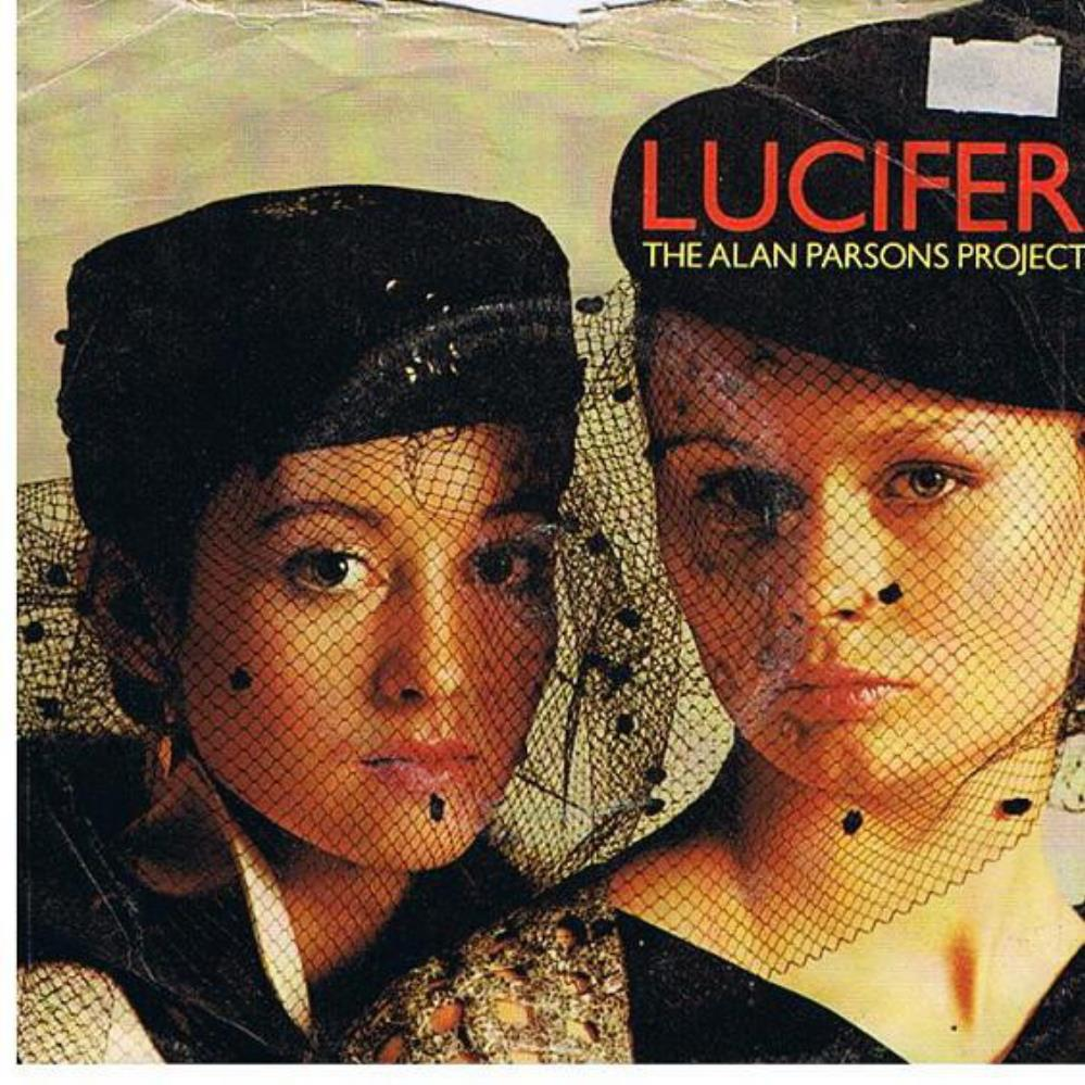 Lucifer by PARSONS PROJECT, THE ALAN album cover