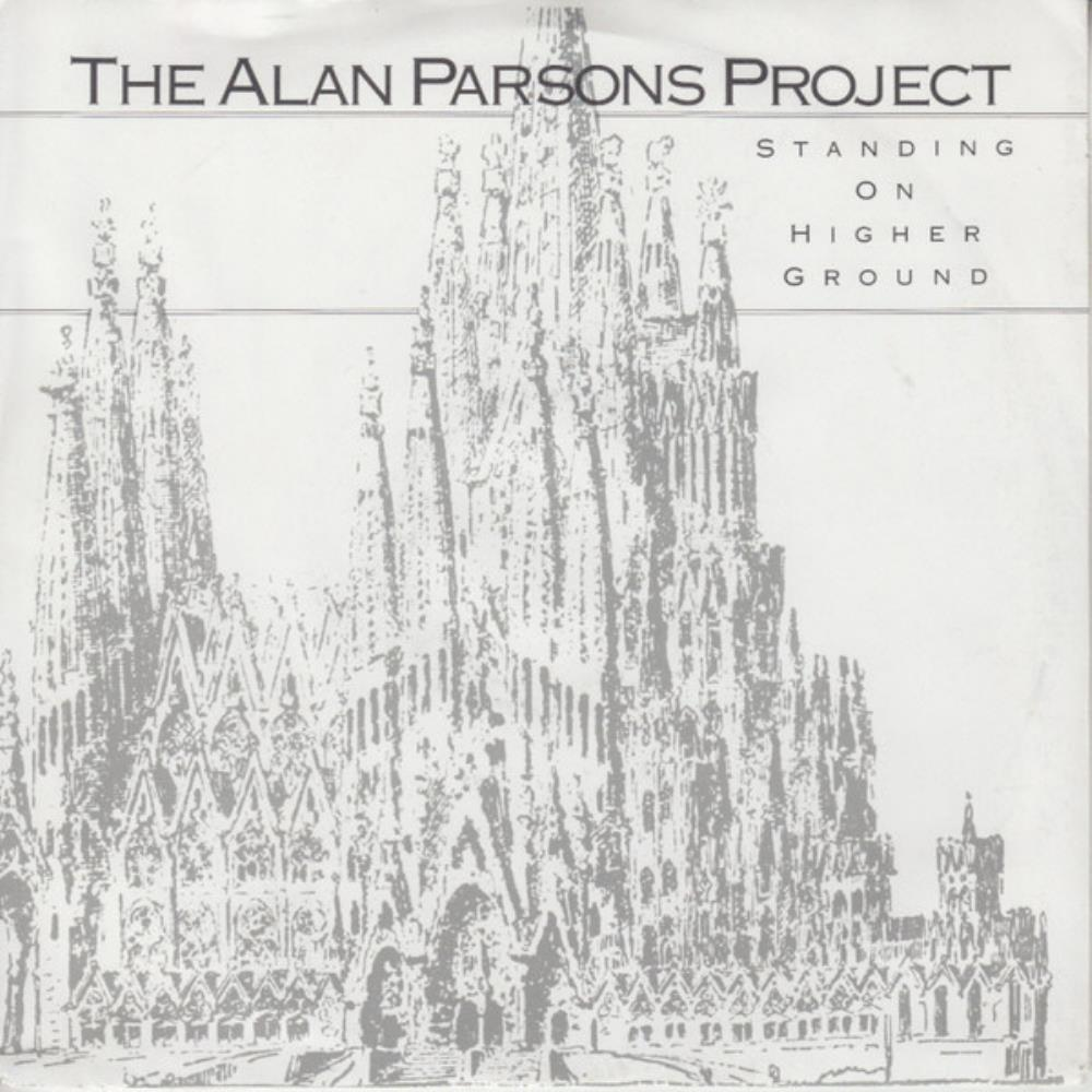 The Alan Parsons Project Standing On Higher Ground album cover