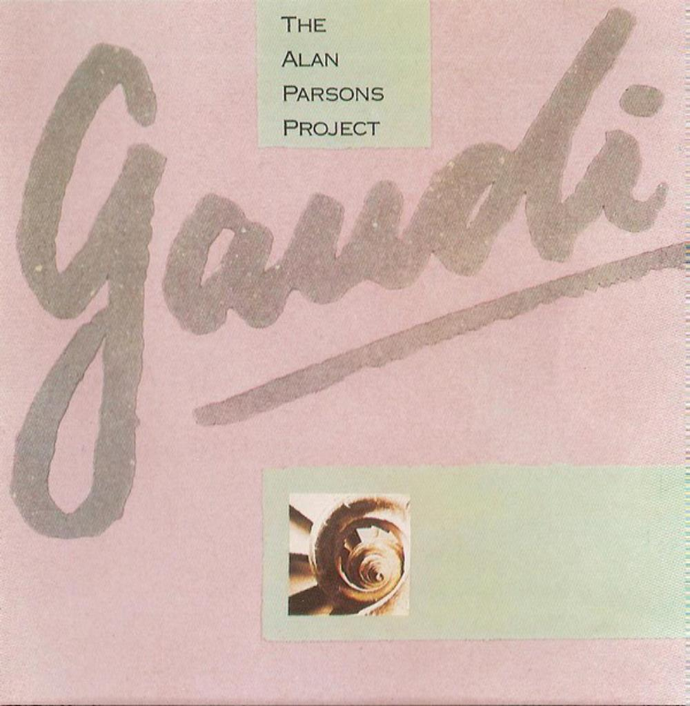 The Alan Parsons Project - Gaudi CD (album) cover