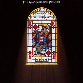Alan Parsons Project The Turn Of A Friendly Card album cover