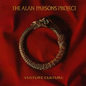 The Alan Parsons Project - Vulture Culture CD (album) cover