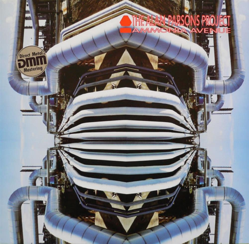 The Alan Parsons Project Ammonia Avenue album cover