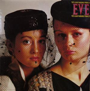 Alan Parsons Project - Eve  CD (album) cover